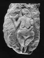 Venus with a horn – Laussel