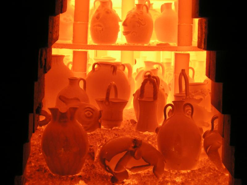 Fire Clay At Home : The lord god is a potter but don t forget kiln