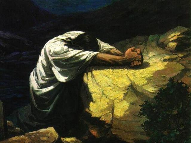 Gethsemane-Jesus-Praying